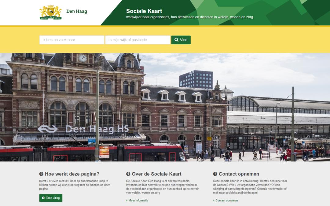 Sociale Kaart Den Haag